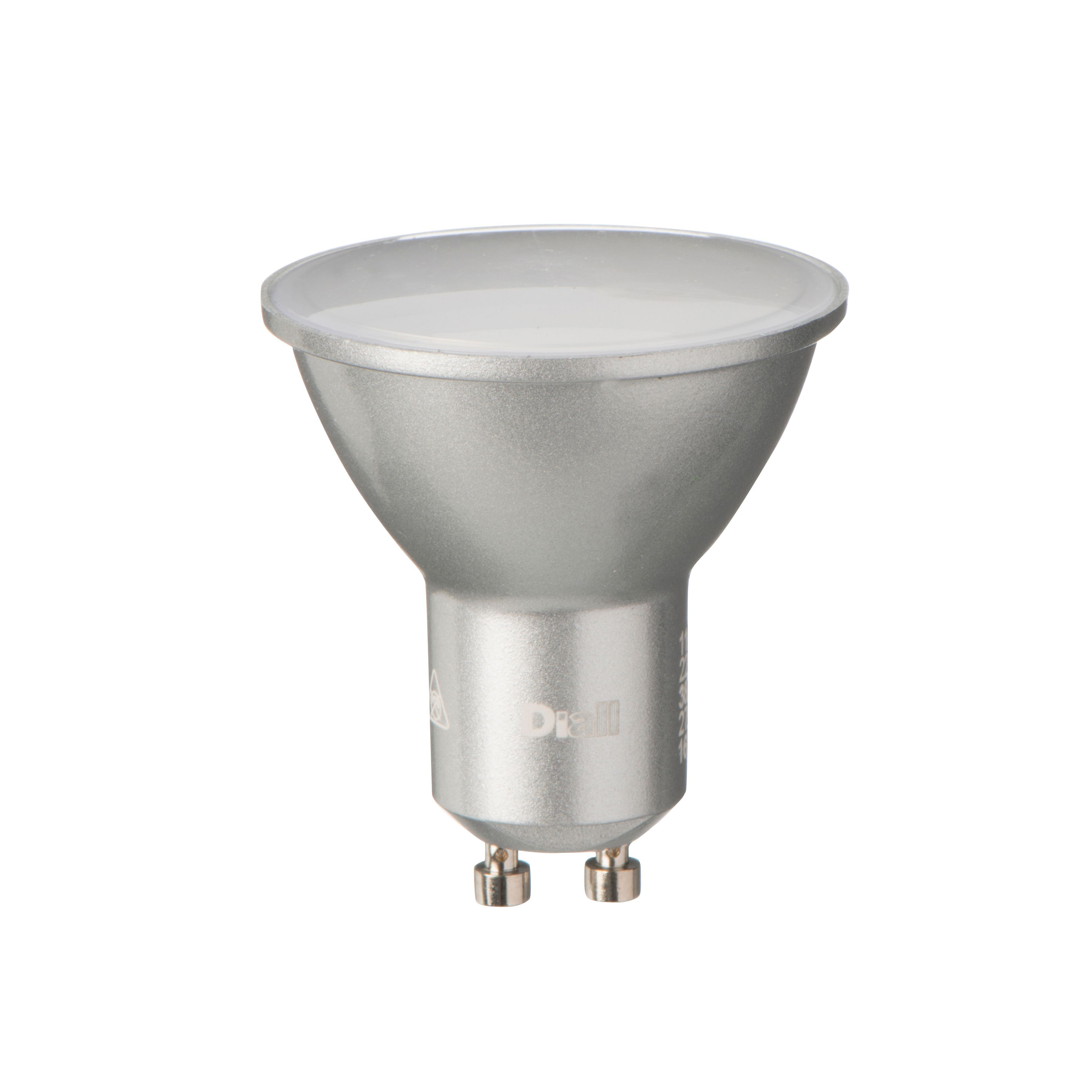 Diall Gu10 340lm Led Reflector Light Bulb