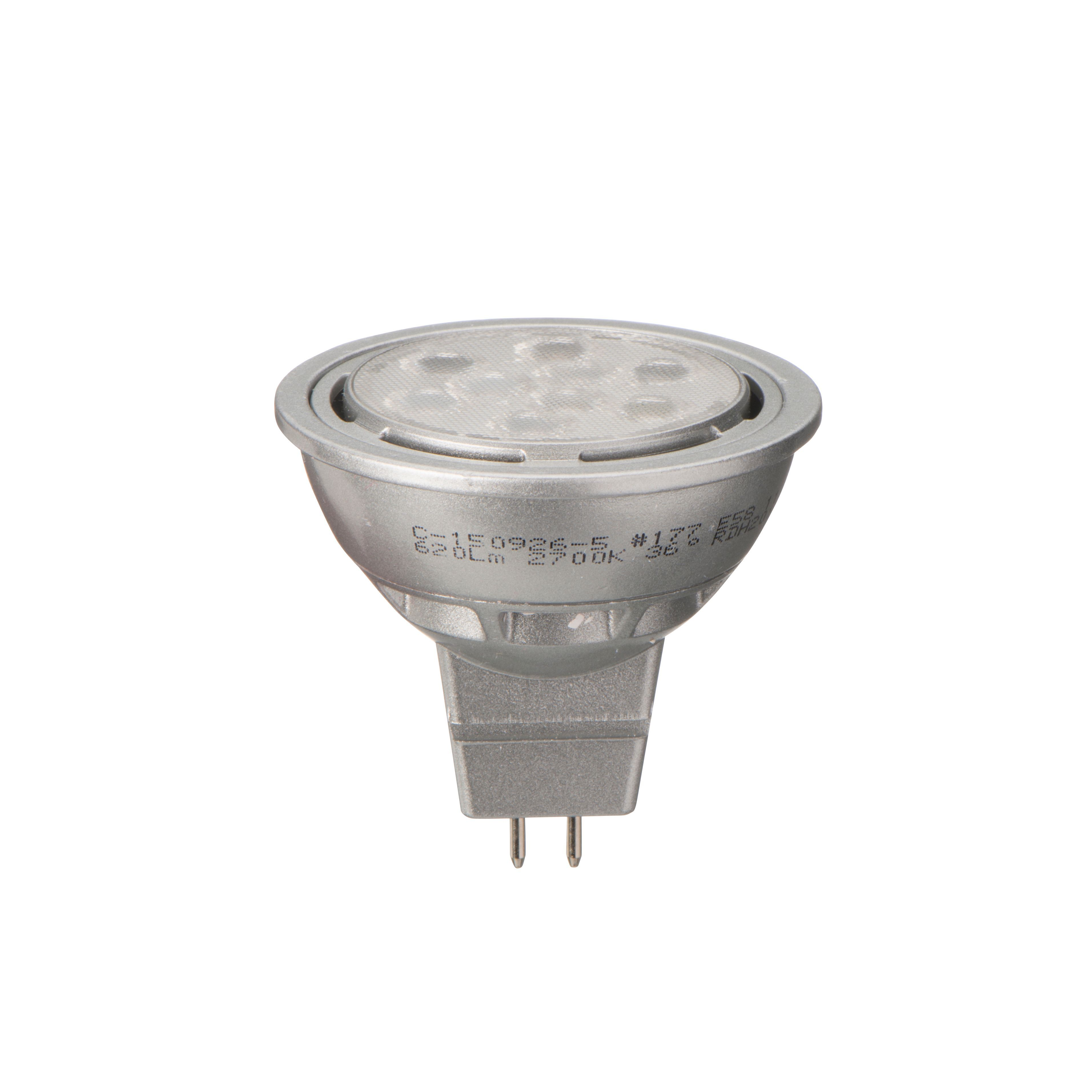 Diall Gu5.3 Mr16 621lm Led Dimmable Reflector Light Bulb