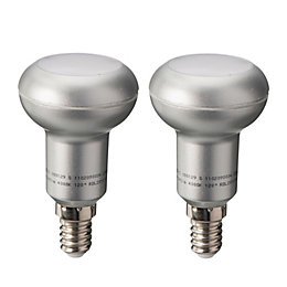 Diall E14 250lm LED R50 Reflector Light Bulb,