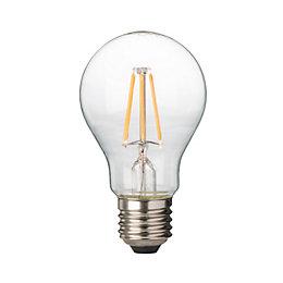 Diall Edison Screw Cap (E27) 6W LED Filament
