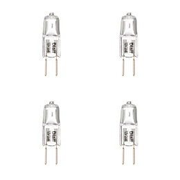 Diall GY6.35 25W Halogen Capsule Light Bulb, Pack