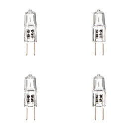 Diall GY6.35 40W Halogen Capsule Light Bulb, Pack