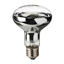 Diall Edison Screw Cap (E27) 70W Halogen R80