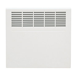 Electric 1000W White Nevada Convector Heater