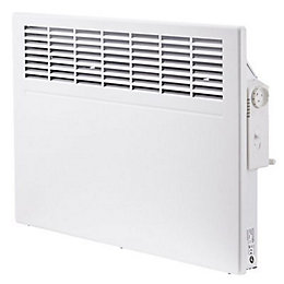 Electric 1500W White Nevada Convector Heater