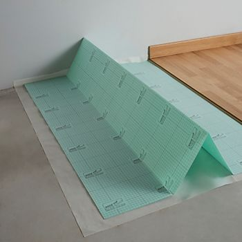 Diall 2.2mm XPS Foam Underlay