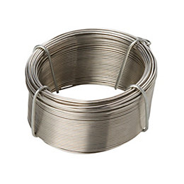 Diall Stainless Steel Steel Wire 0.8mm x 50M
