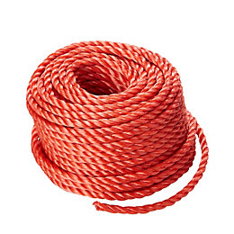 Polypropylene Twisted Rope 6mm x 2M