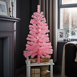 3ft Pink Classic Christmas Tree