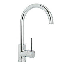 Cooke & Lewis Katiki Chrome Finish Kitchen Pin