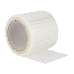 Diall White Rug Gripper Tape (L)3.5M (W)50mm