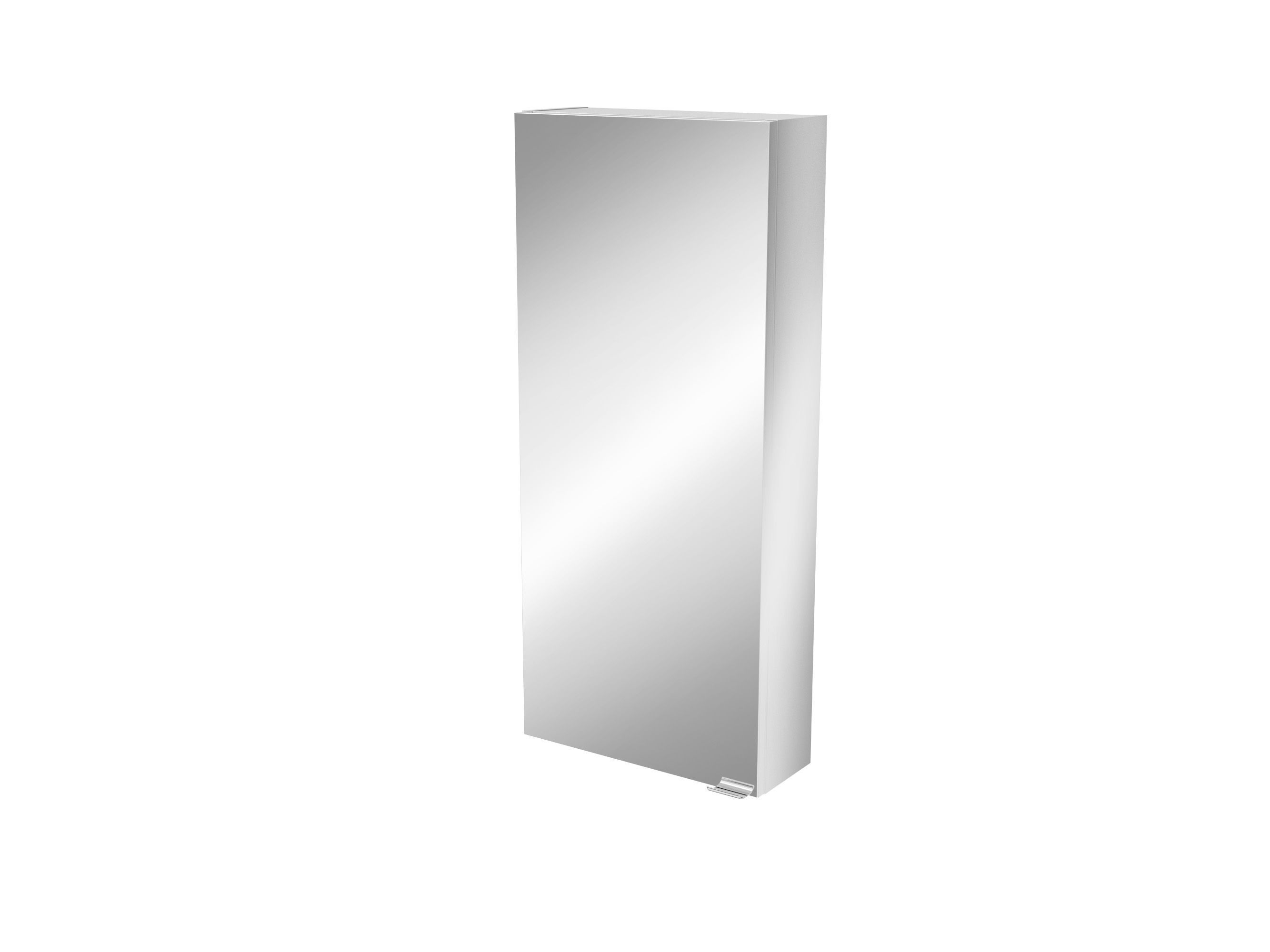 Cooke & Lewis Imandra Mirrored Wall Cabinet, (w)400mm