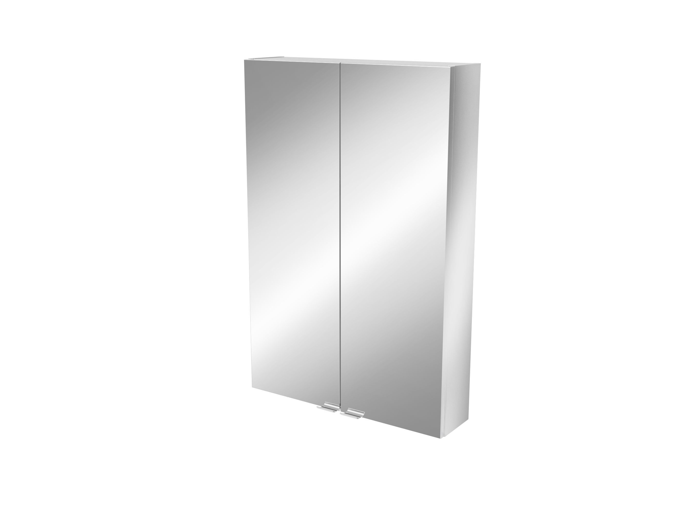 Cooke & Lewis Imandra Mirrored Wall Cabinet, (w)600mm