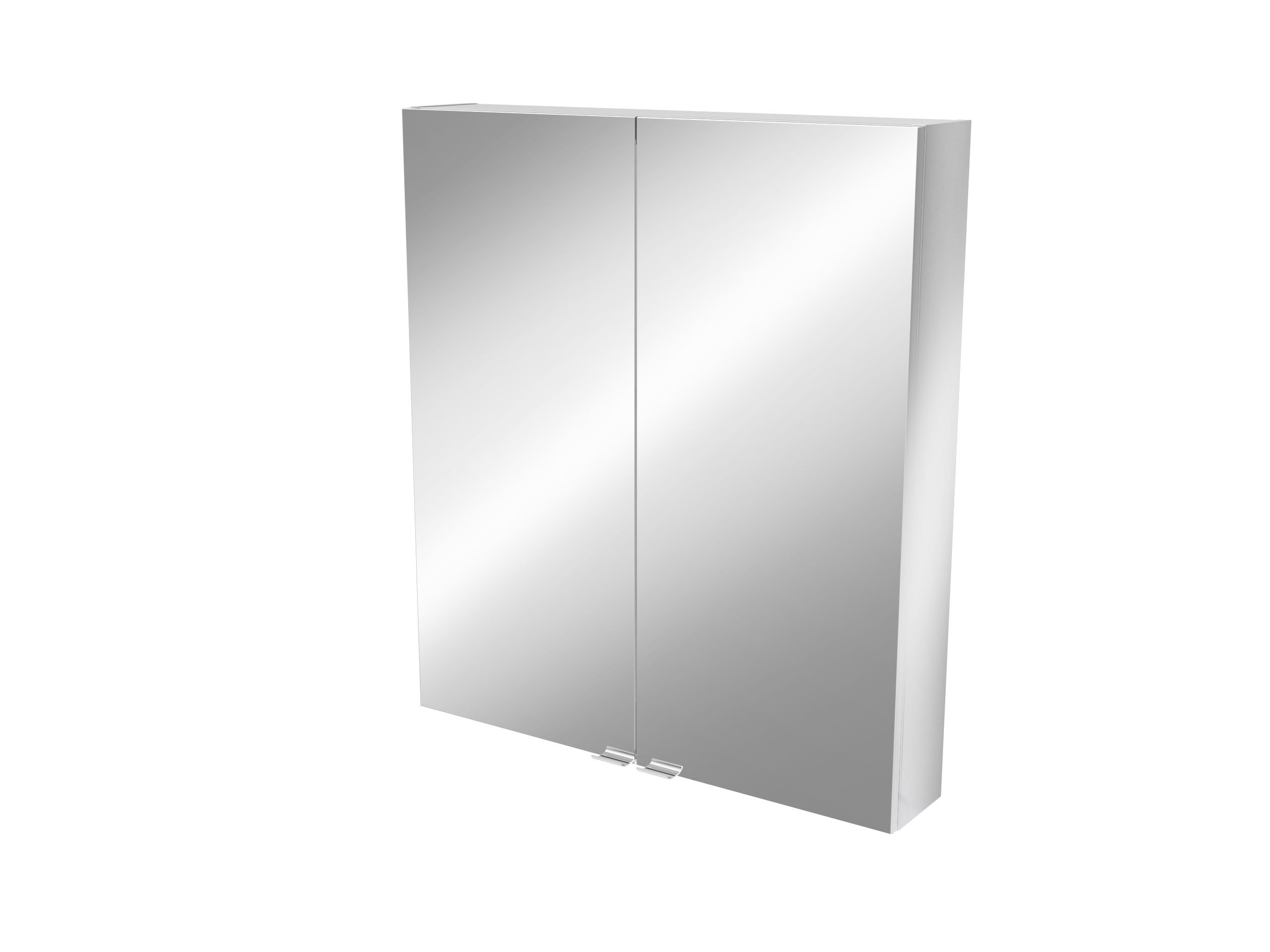 Cooke & Lewis Imandra Mirrored Wall Cabinet, (w)800mm