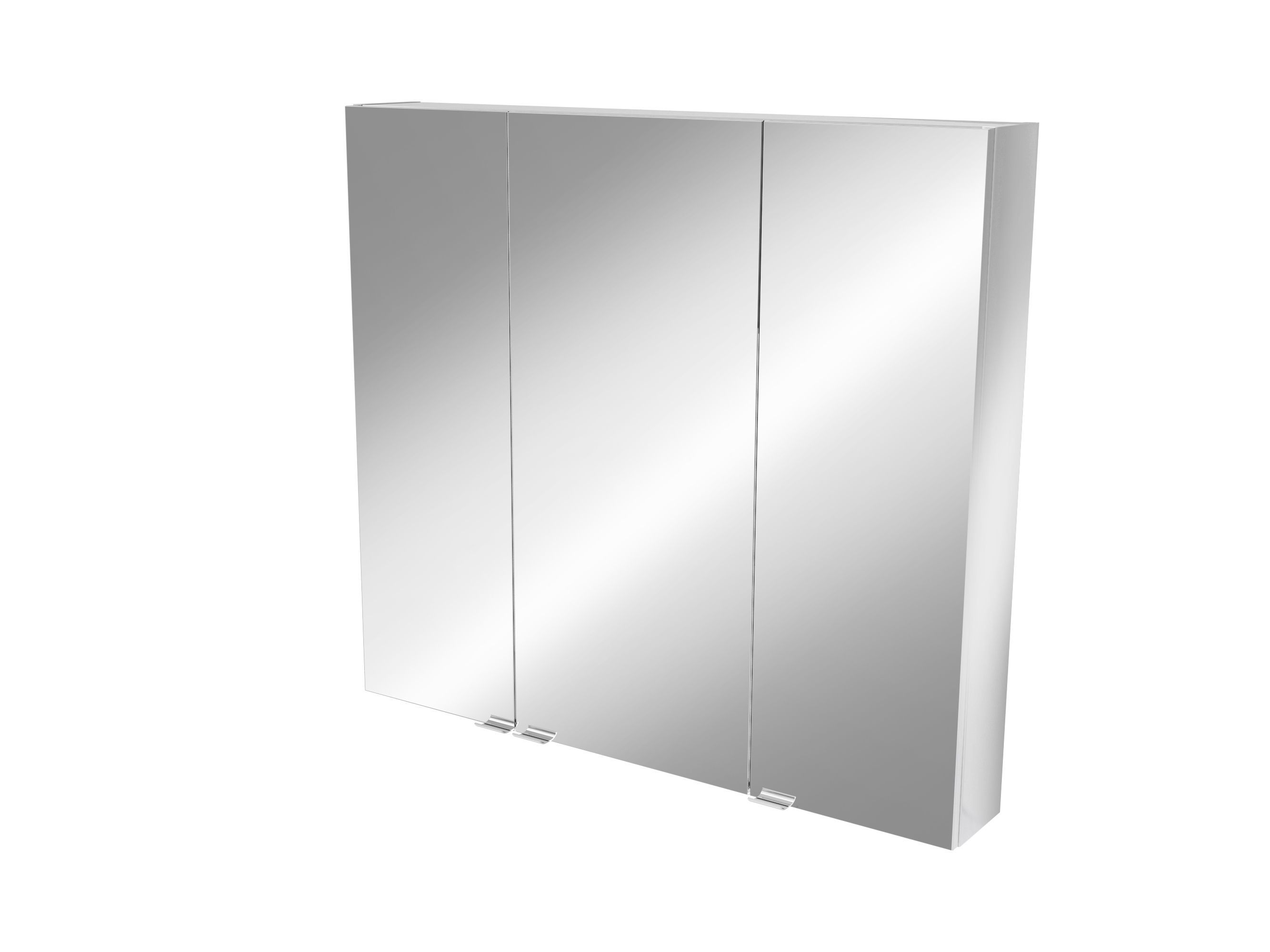 Cooke & Lewis Imandra Mirrored Wall Cabinet, (w)1000mm