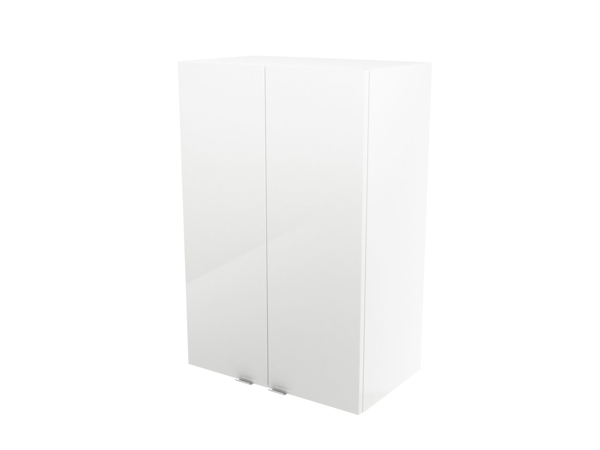 Cooke & Lewis Imandra Gloss White Deep Wall Cabinet, (w)600mm