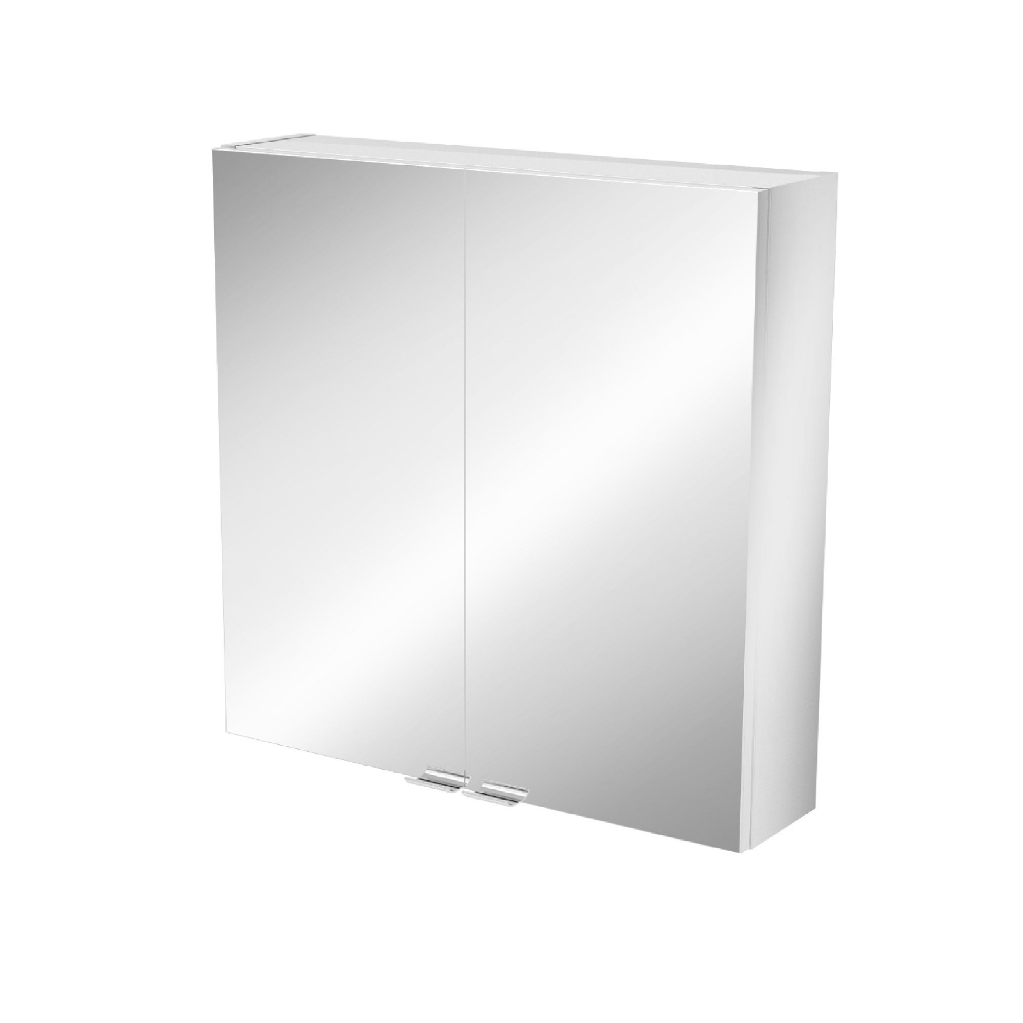 Cooke & Lewis Imandra Short Mirrored Wall Cabinet, (w)600mm