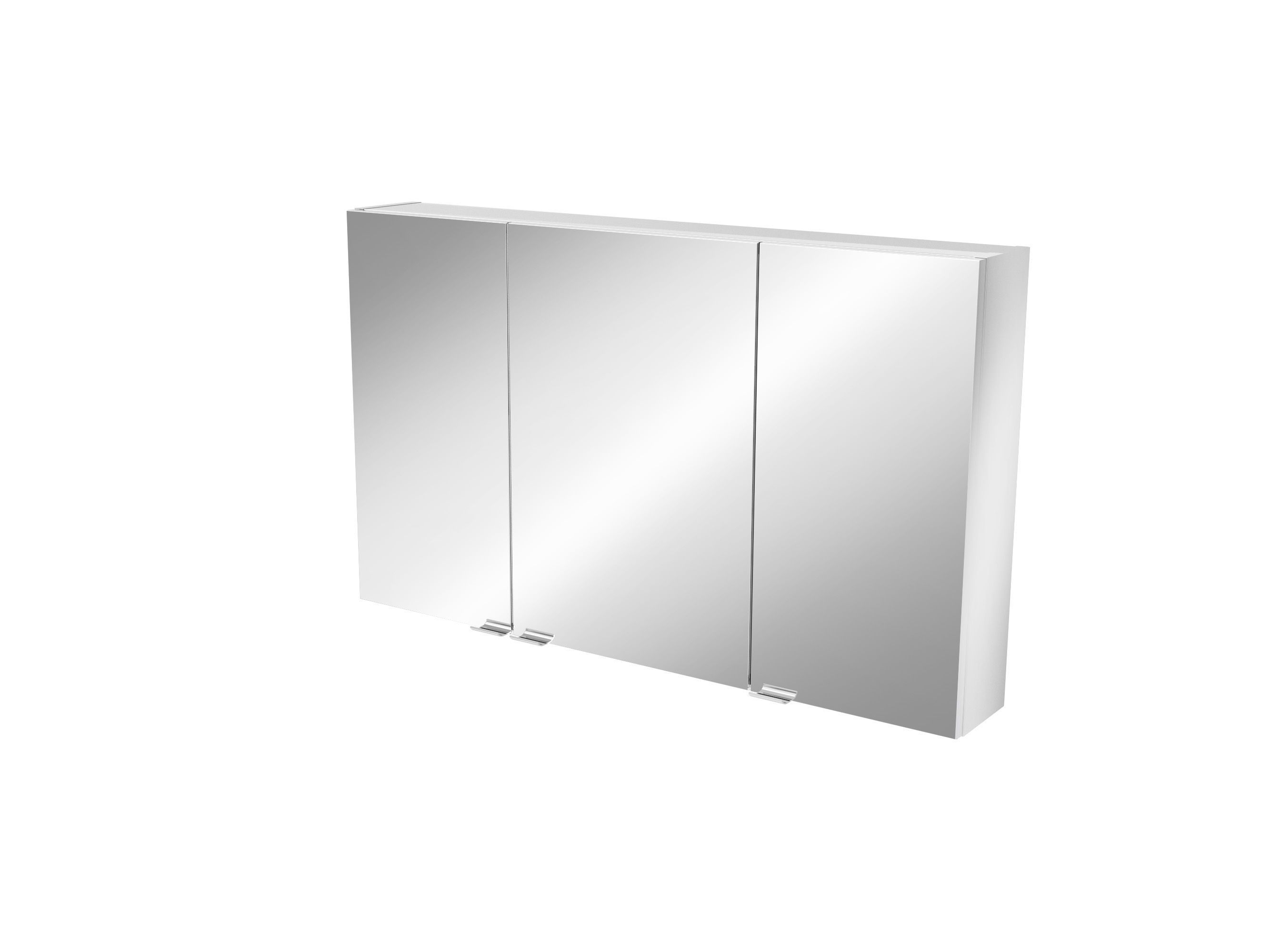 Cooke & Lewis Imandra Short Mirrored Wall Cabinet, (w)1000mm