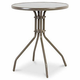Bari Metal 2 Seater Bistro Table
