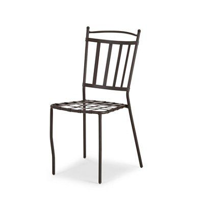 Metal Outdoor Dining Chair