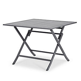 Batang Metal 4 Seater Dining Table