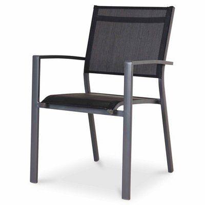 Batz Metal Armchair