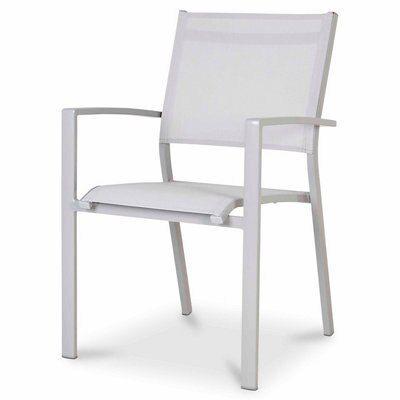 Verena Metal Armchair