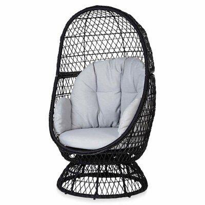 Anya Metal Egg Armchair Of 1