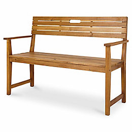 Denia Wooden Garden Bench