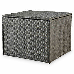 Sulana Rattan Cushion Box
