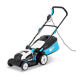 Mac Allister 1300 350 mm Electric Rotary Lawnmower