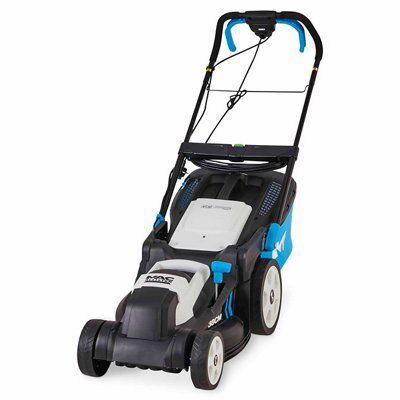 mac allister mlmp1600 corded rotary lawnmower departments diy at b q. Black Bedroom Furniture Sets. Home Design Ideas