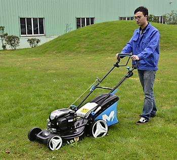 Mac Allister MLMP675SP51-3 Petrol Lawnmower