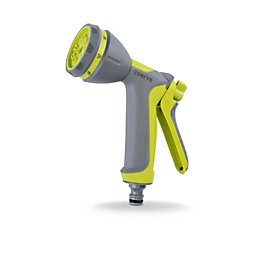Verve Green & Grey 8 Function Spray Gun