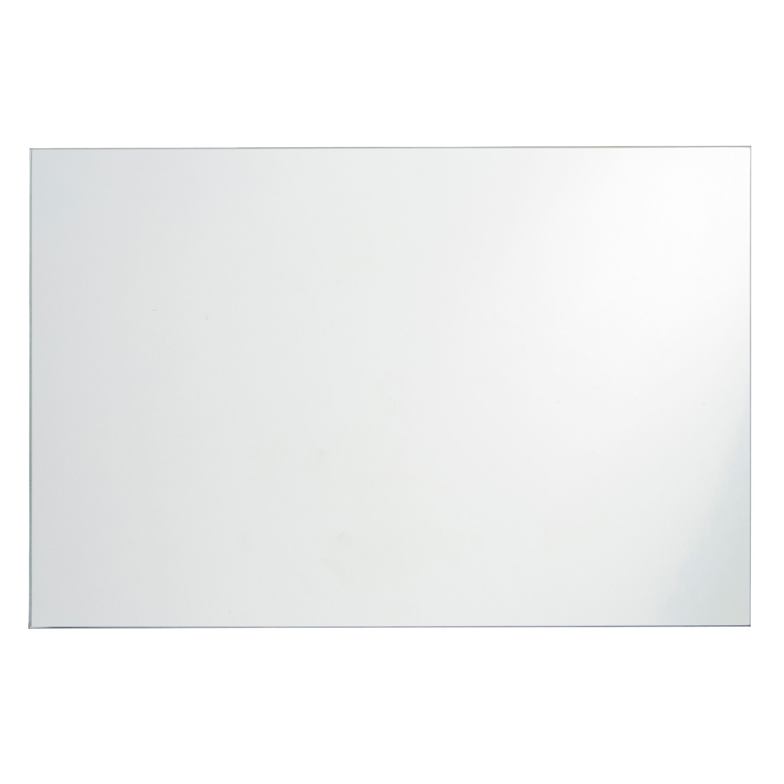 Cooke and lewis bathroom mirrors - Cooke Lewis Dunnet Rectangular Mirror W 300mm H 450mm
