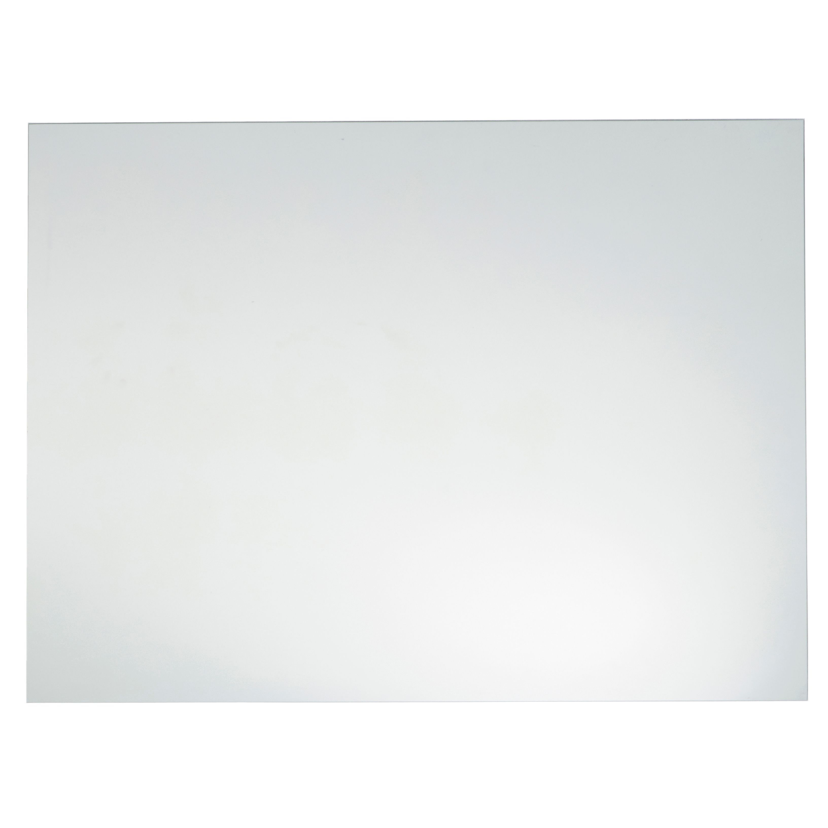 Cooke and lewis bathroom mirrors - Cooke Lewis Dunnet Rectangular Mirror W 600mm H 800mm