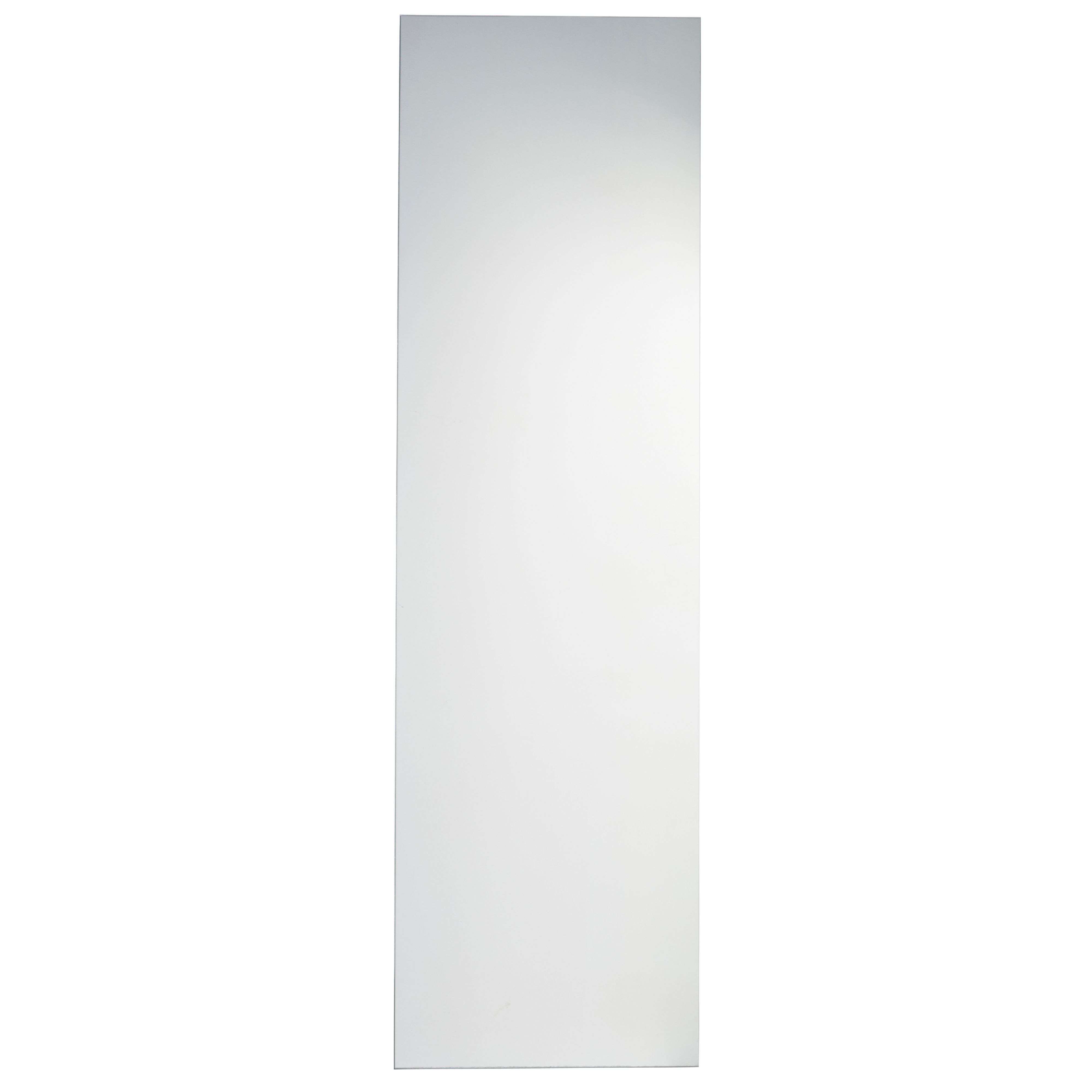 Cooke and lewis bathroom mirrors - Cooke Lewis Dunnet Rectangular Mirror W 400mm H 1400mm