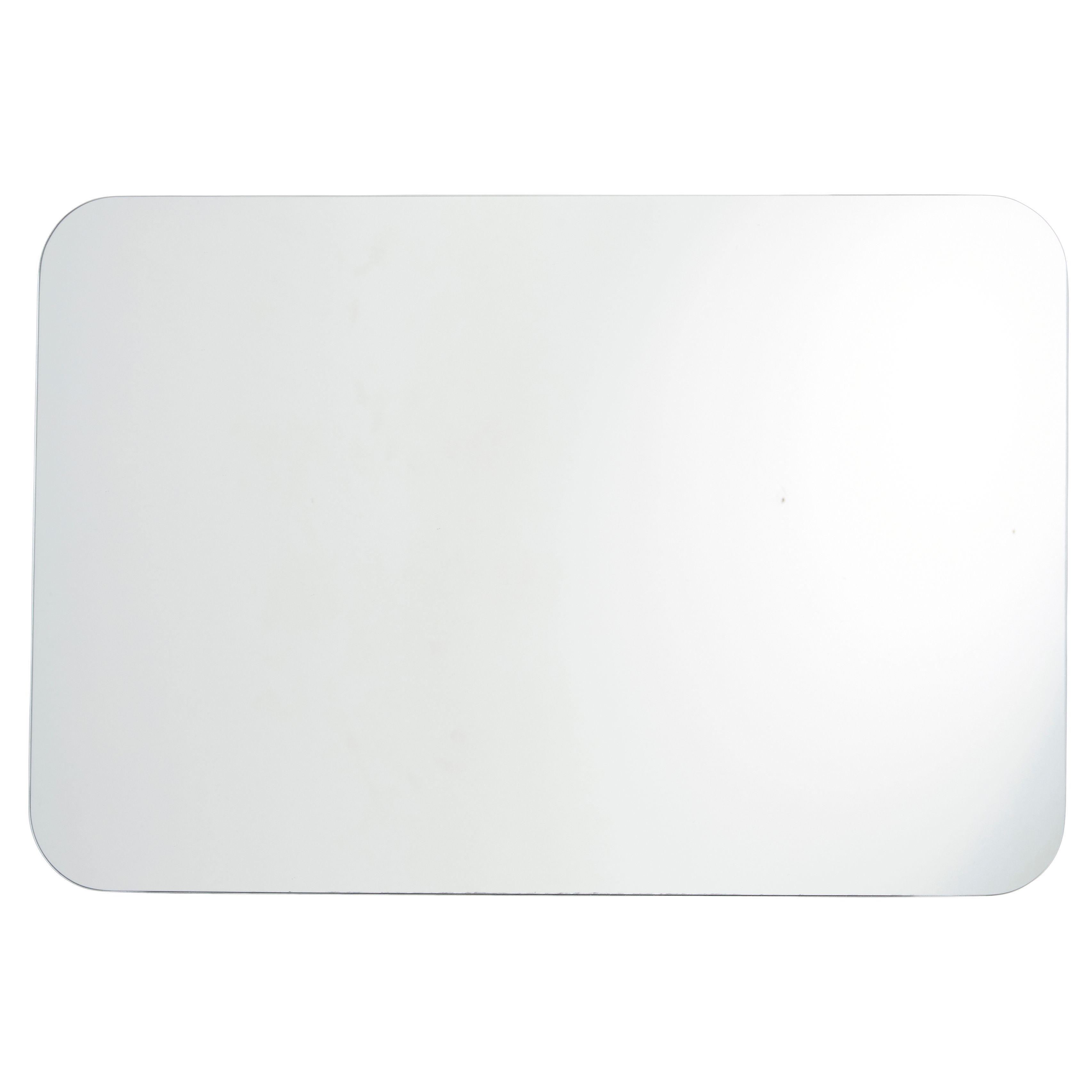 Cooke and lewis bathroom mirrors - Cooke Lewis Elbury Rectangular Mirror W 400mm H 600mm