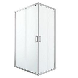 Cooke & Lewis Beloya Rectangular Shower Enclosure with