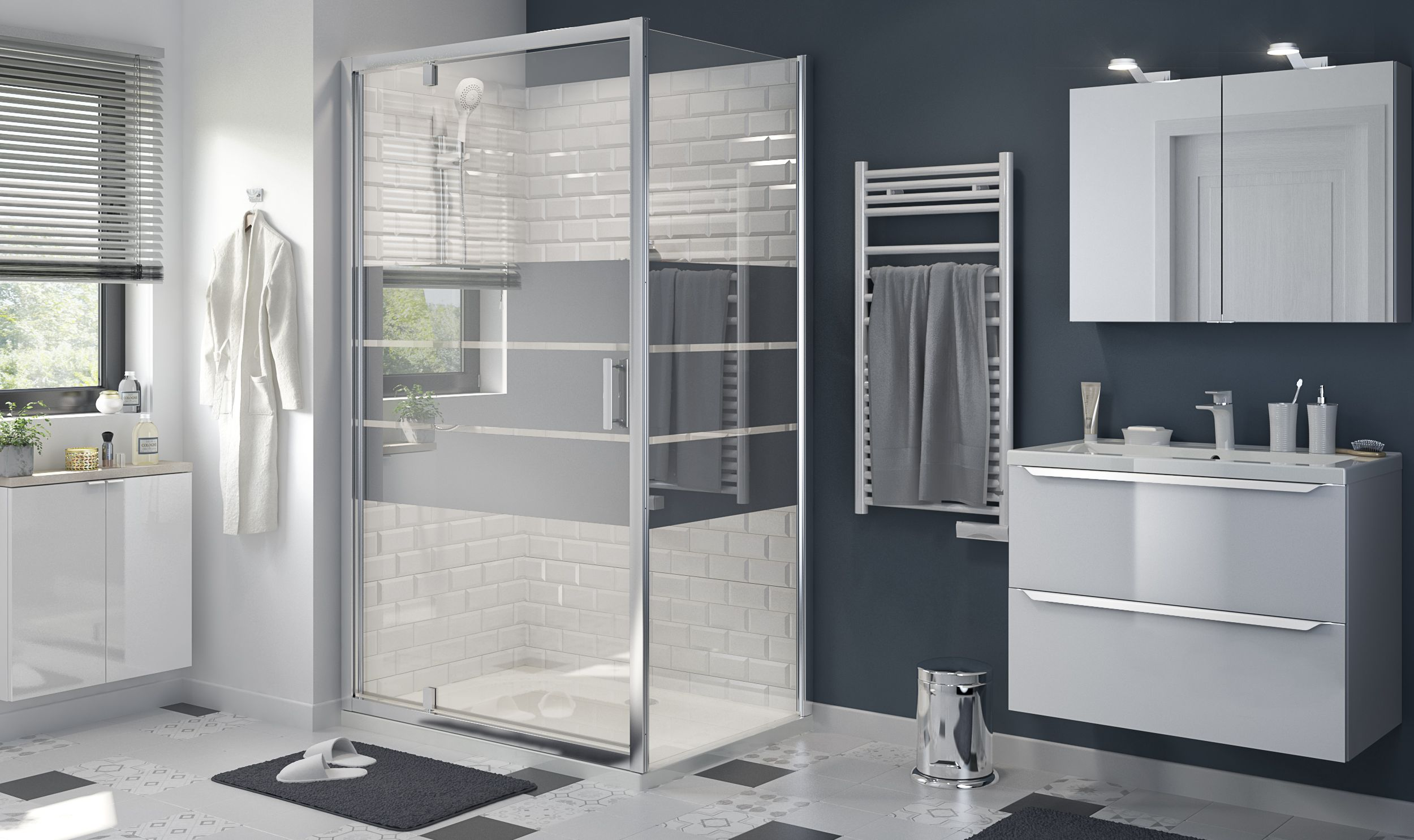 Shower Enclosure Amp Tray Buying Guide Ideas Amp Advice
