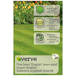 Verve Fine English Lawn Seed 1.5kg