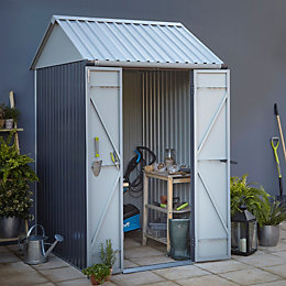1.7X1.3 Indus Apex Shed