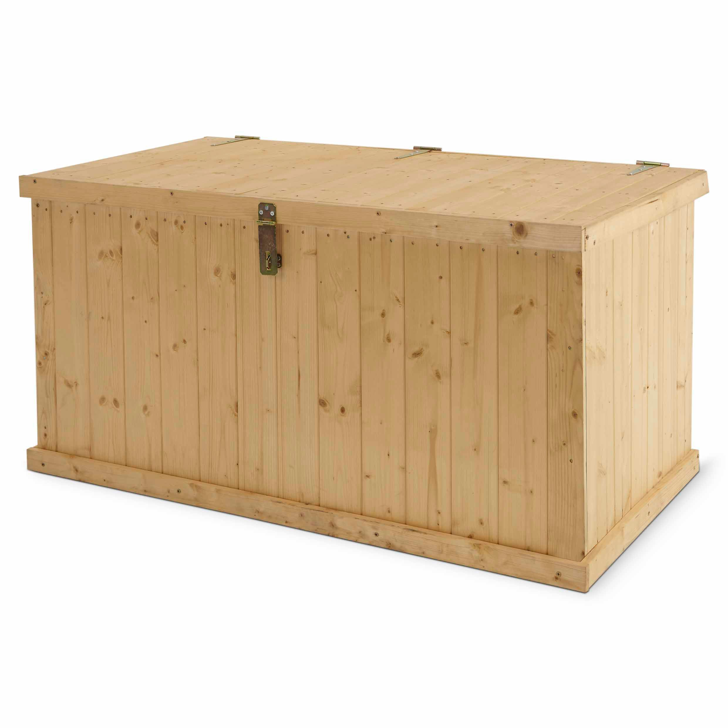 Tongue And Groove B And Q: Bembo Tongue & Groove Wooden Garden Box