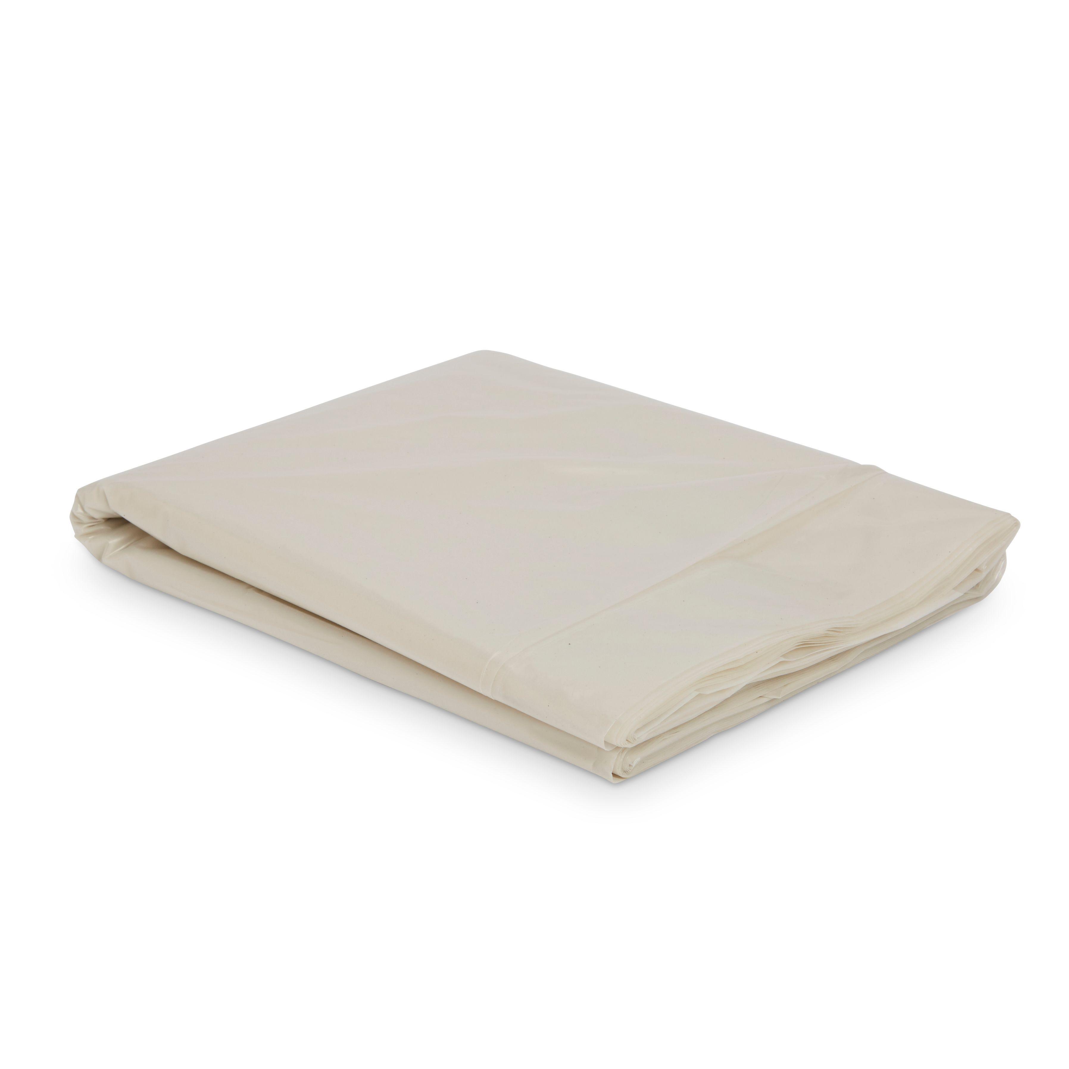 Diall Hdpe & Ldpe Dust Sheet (l)5m (w) 4 M