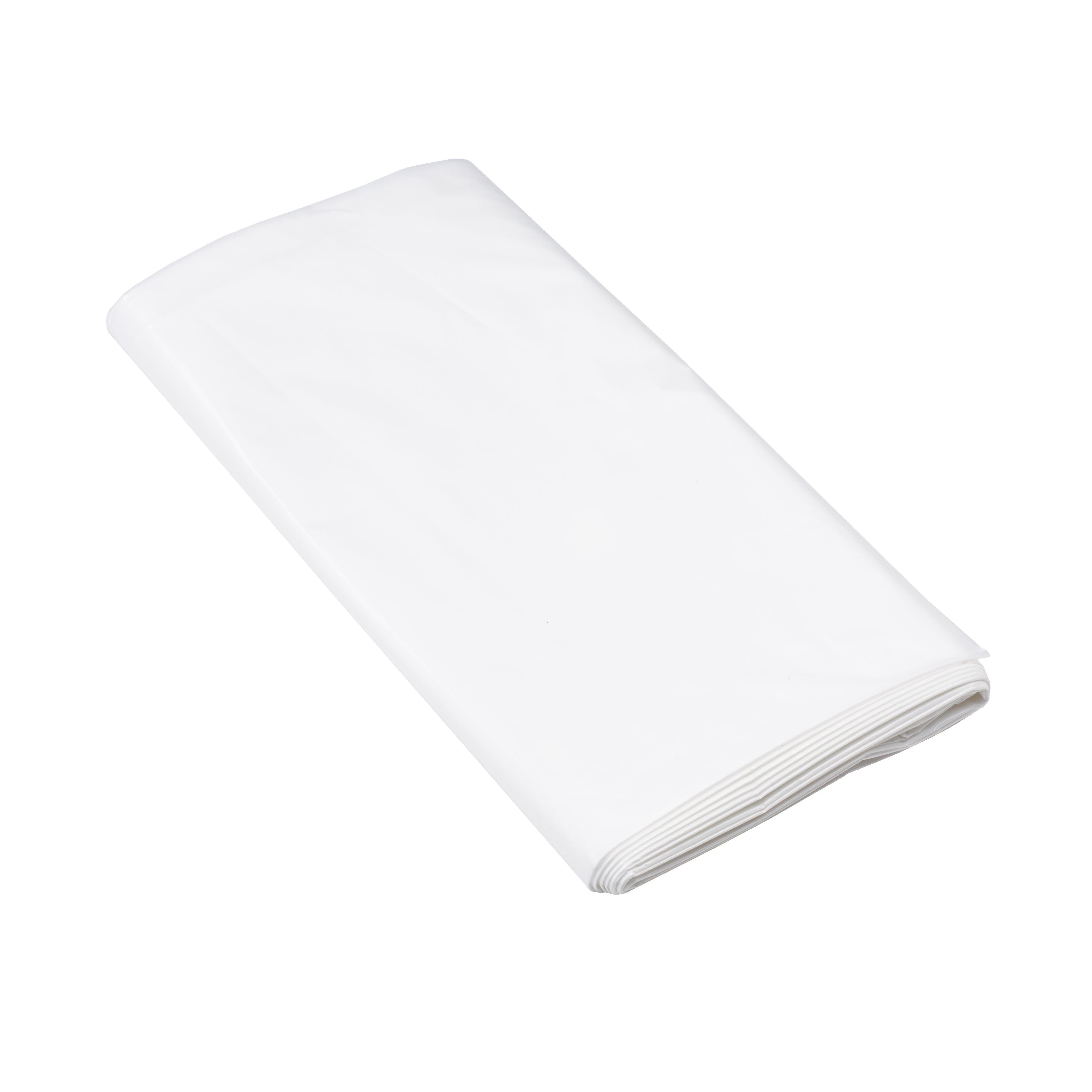 Diall Polythene Dust Sheet (l)4m (w) 3 M