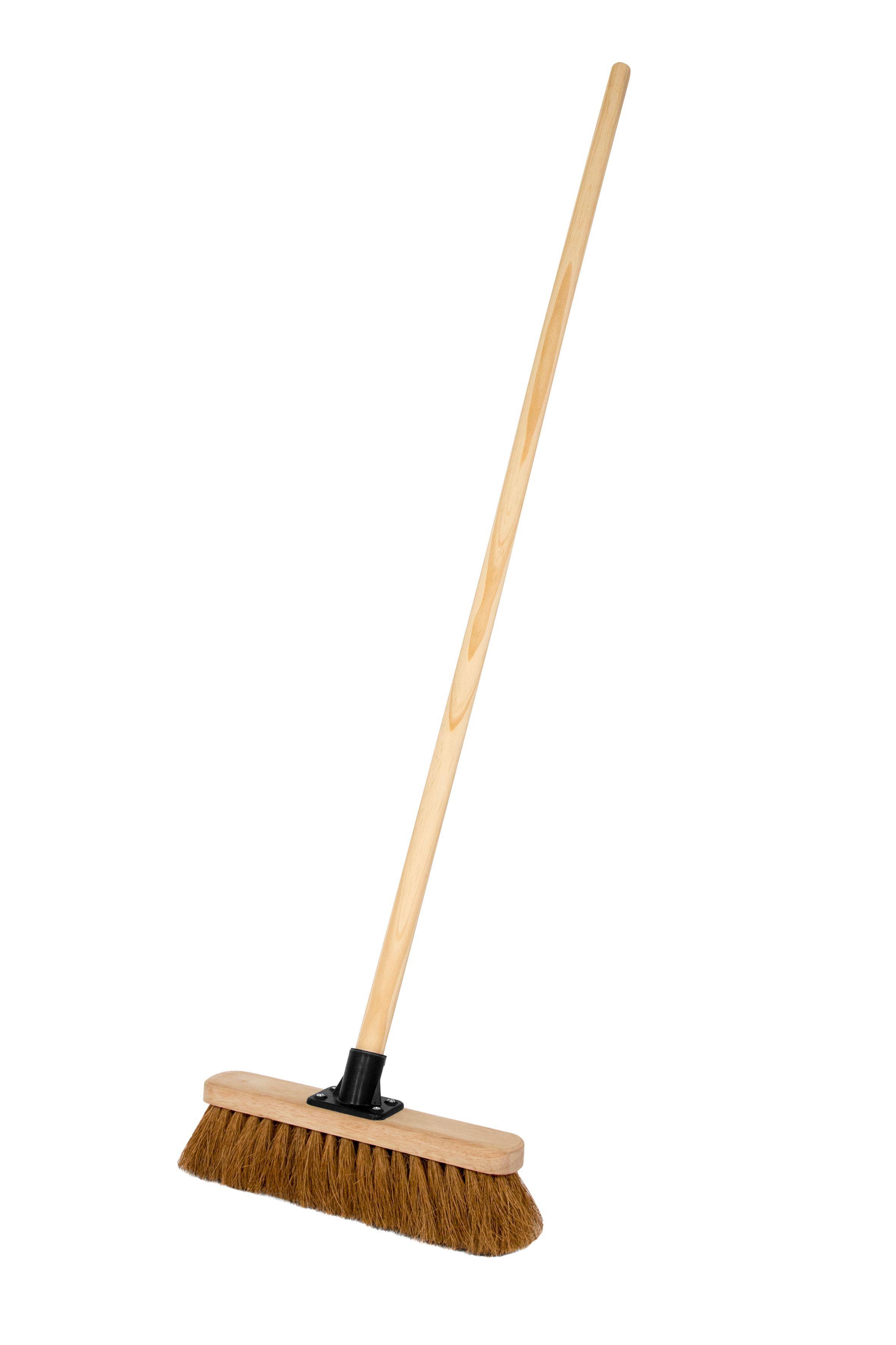 Verve Coco Broom W 300mm Departments Diy At B Amp Q