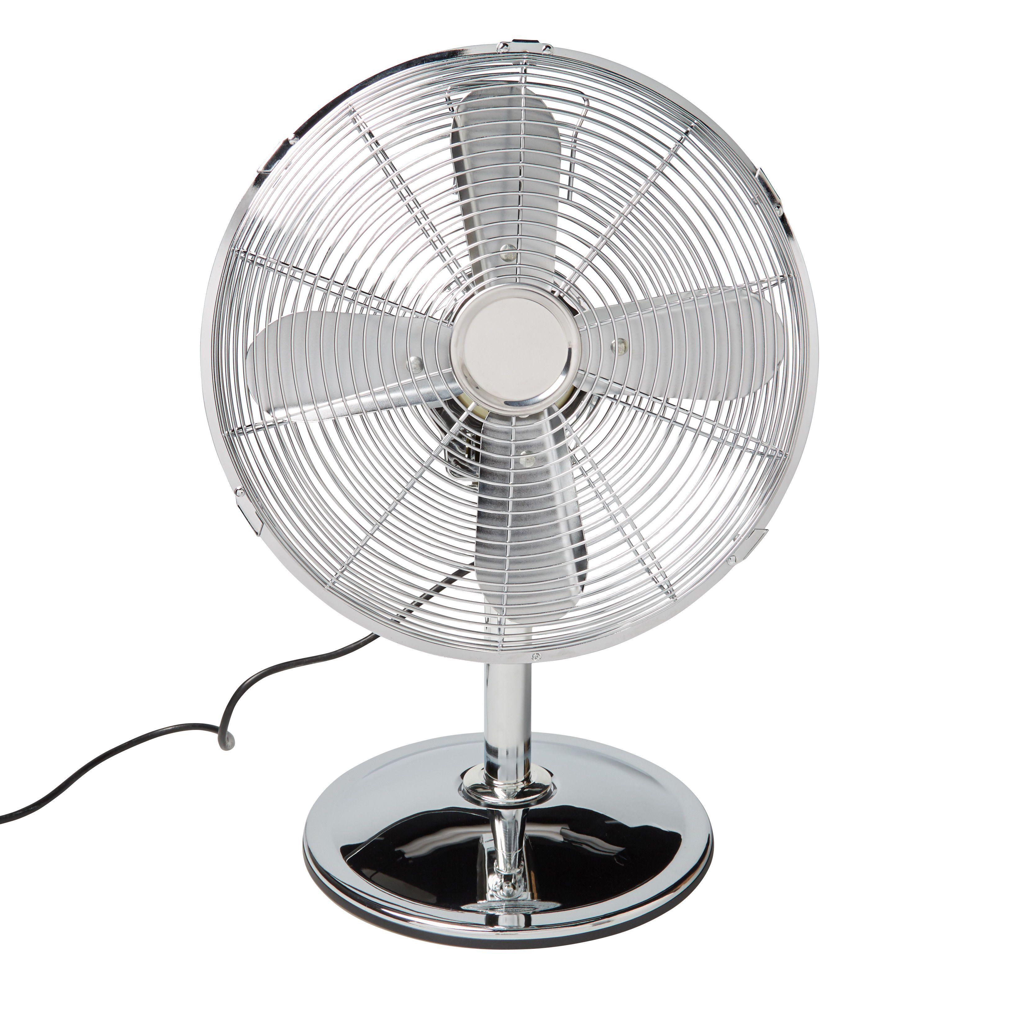 12 inches 3-speed Desk Fan