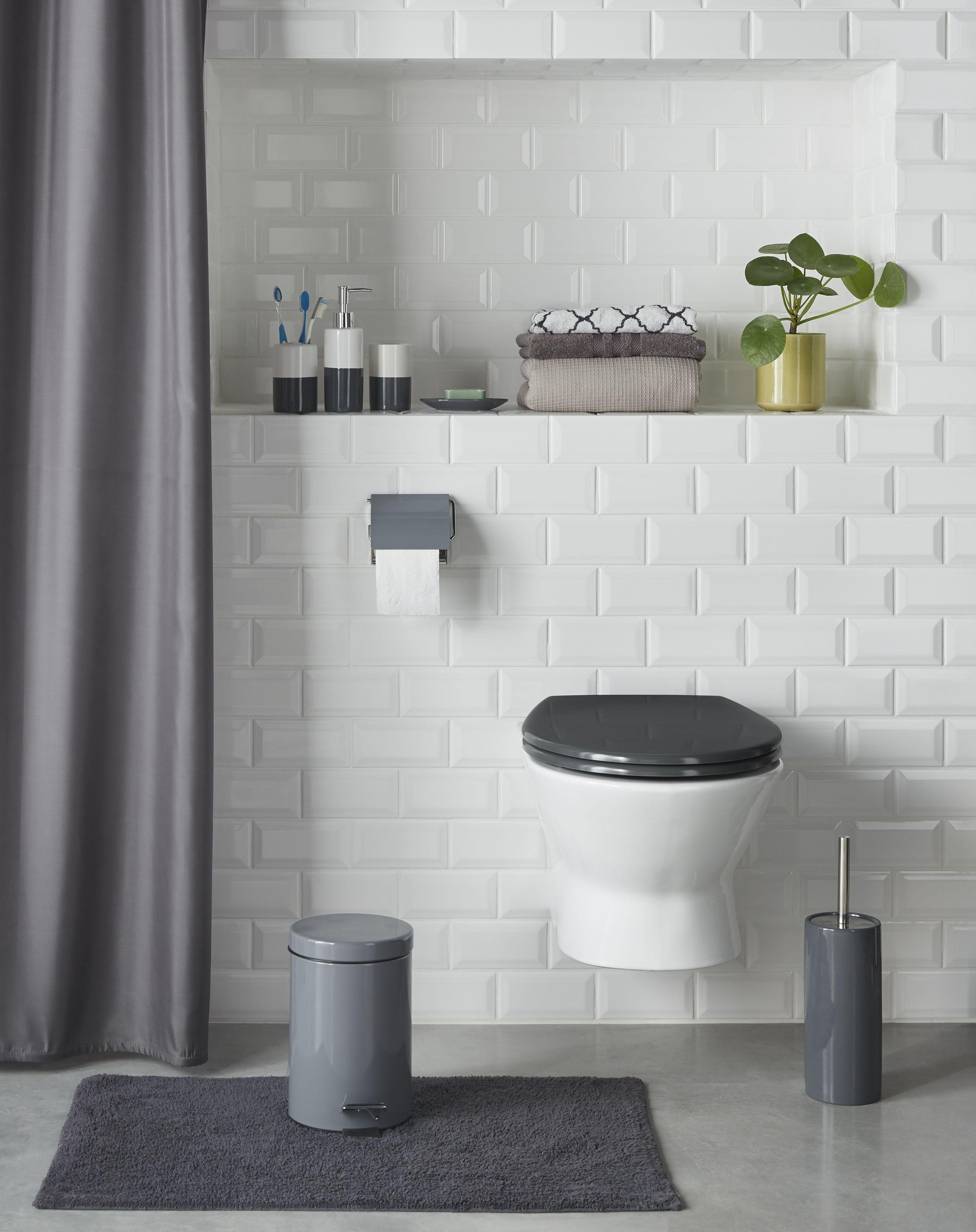 Charming Bathroom Fixtures Part - 8: Bathroom Accessory Sets