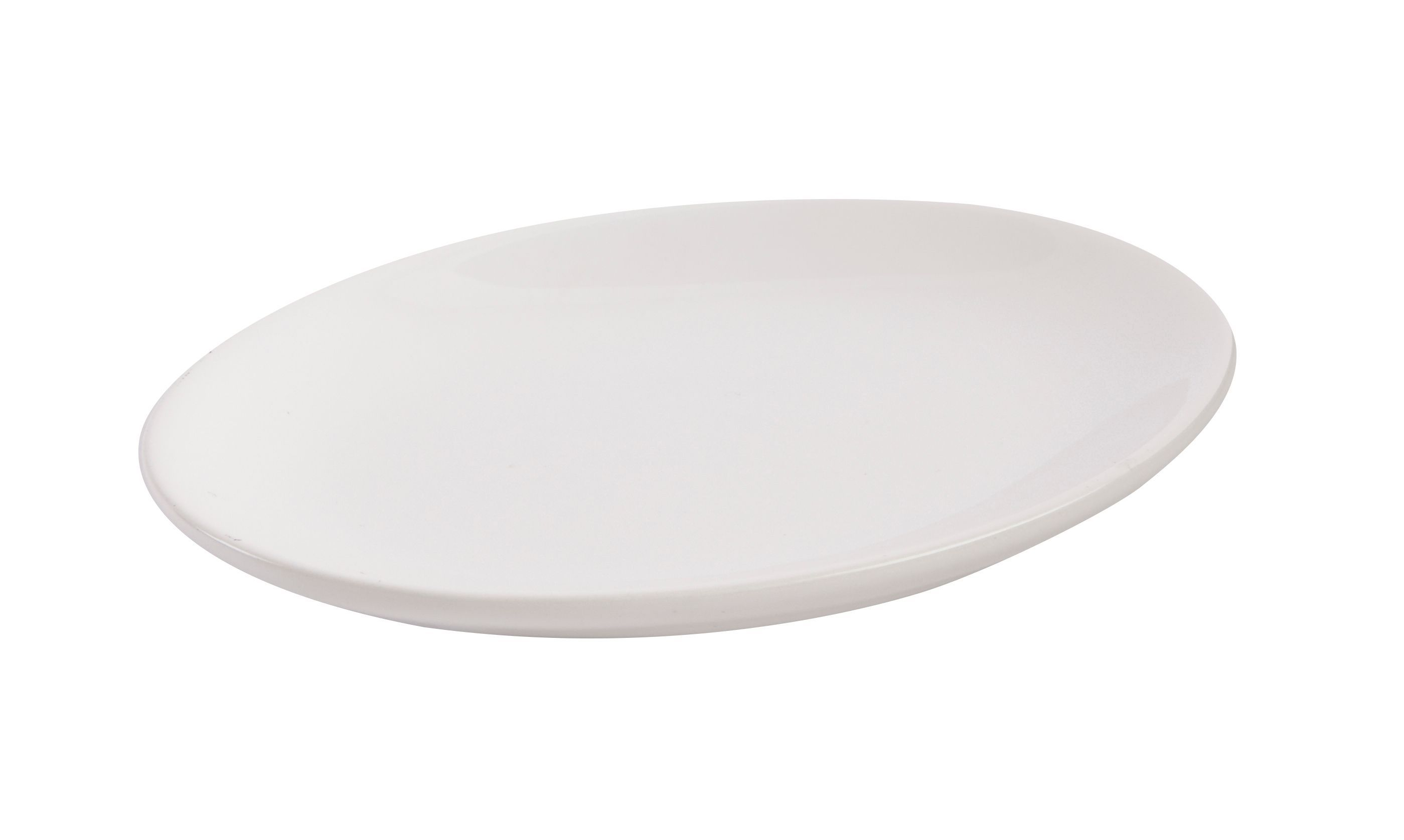 Cooke & Lewis Diani White Gloss Soap Dish