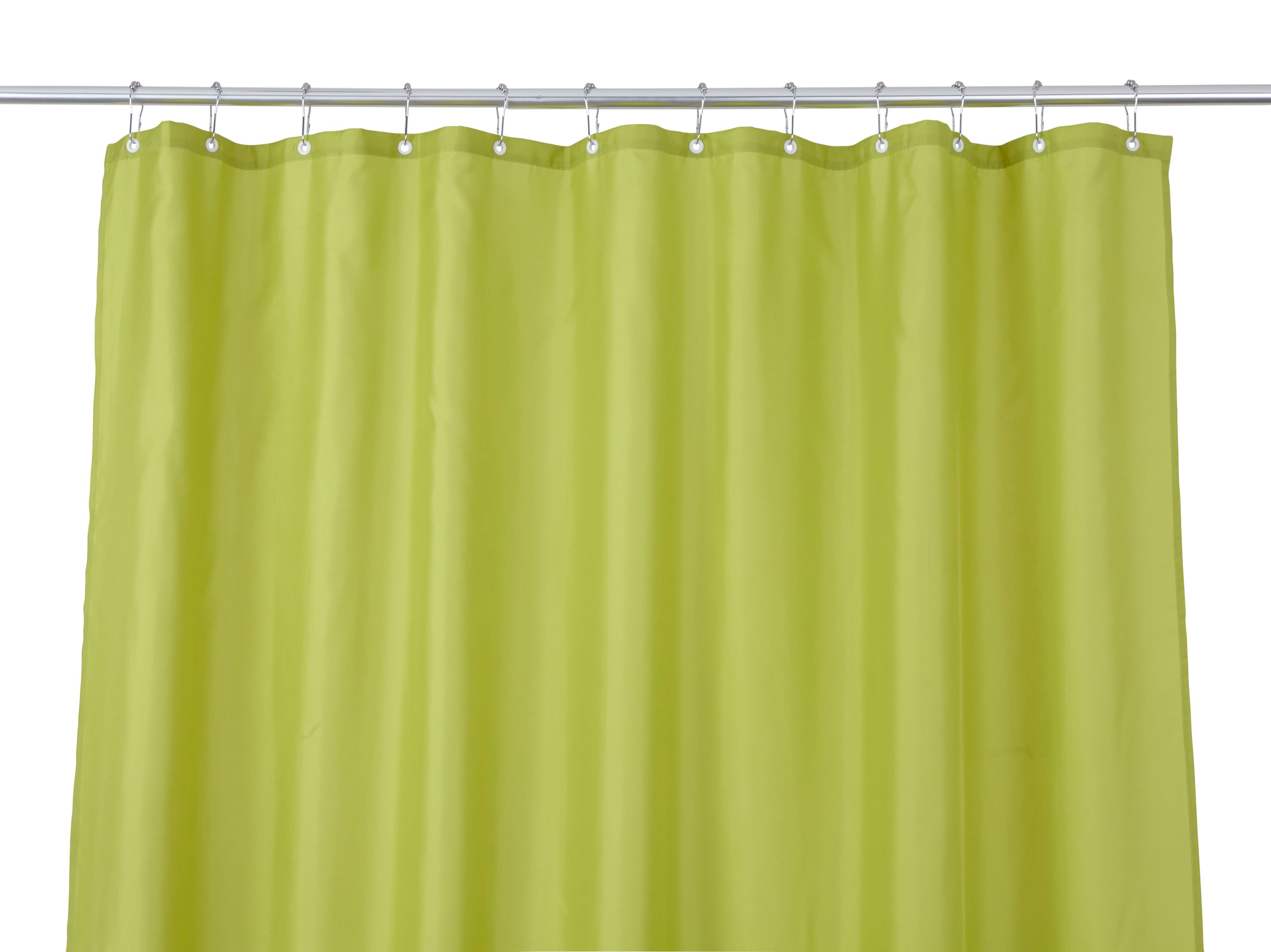 Cooke & Lewis Diani Bamboo Shower Curtain (l)1800 Mm